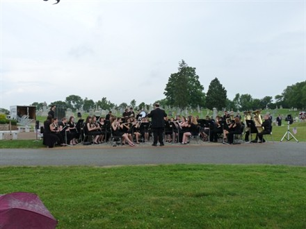 Memorial Day Performance
