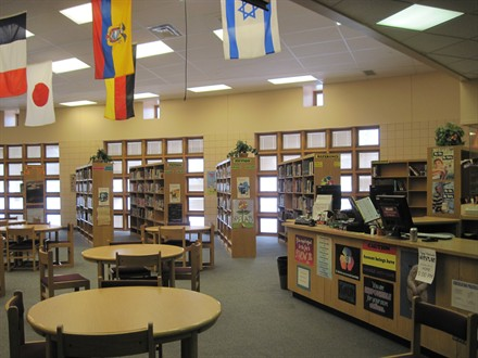 High School Media Center