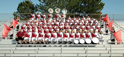 2016 Marching Indians