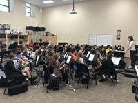 2018 MS 7th Grade Band